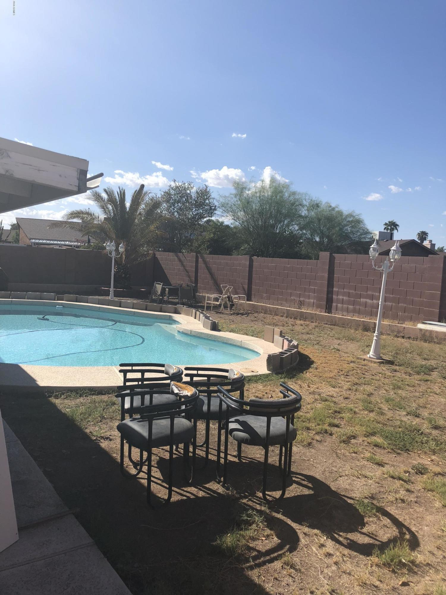 MLS 5823588 6126 W ACOMA Drive, Glendale, AZ Glendale AZ Private Pool