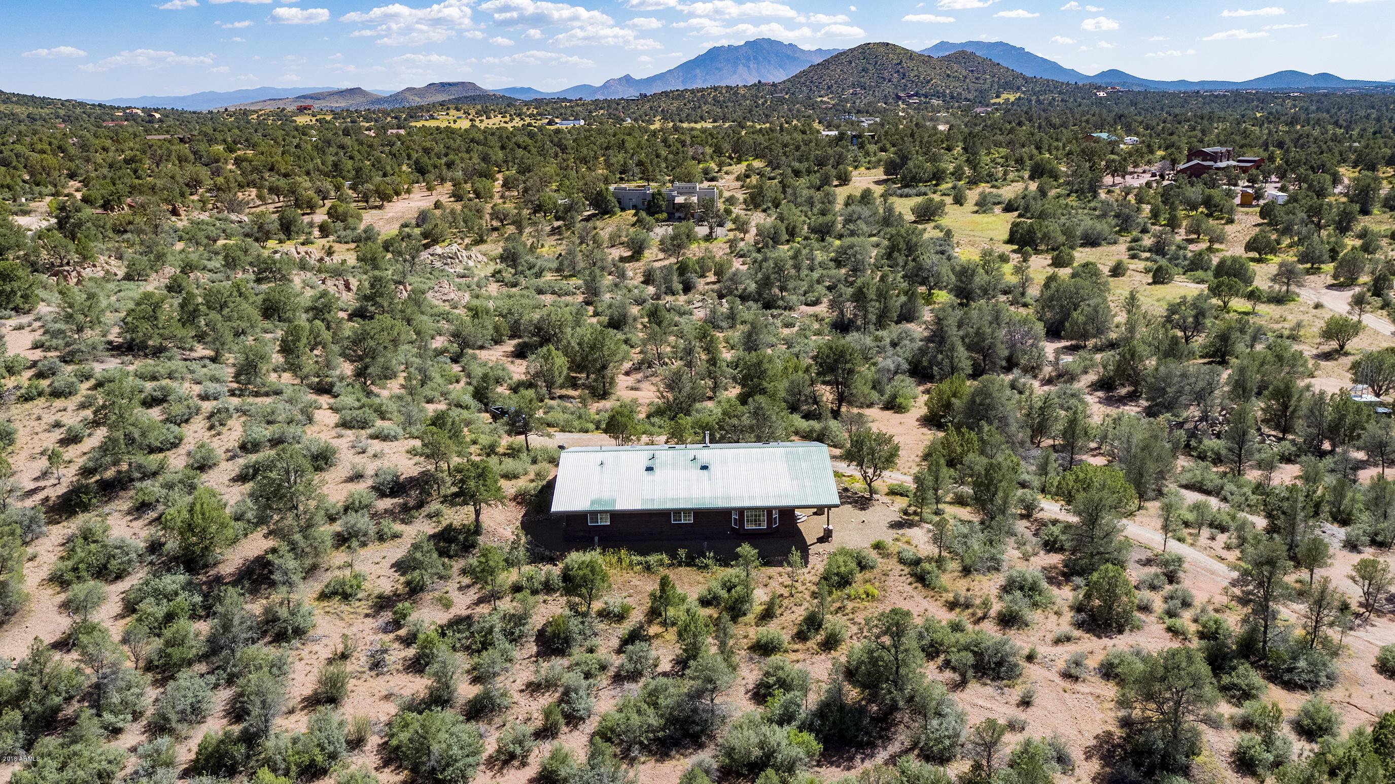 MLS 5822091 4701 Sunshine Trail, Prescott, AZ Prescott AZ Equestrian