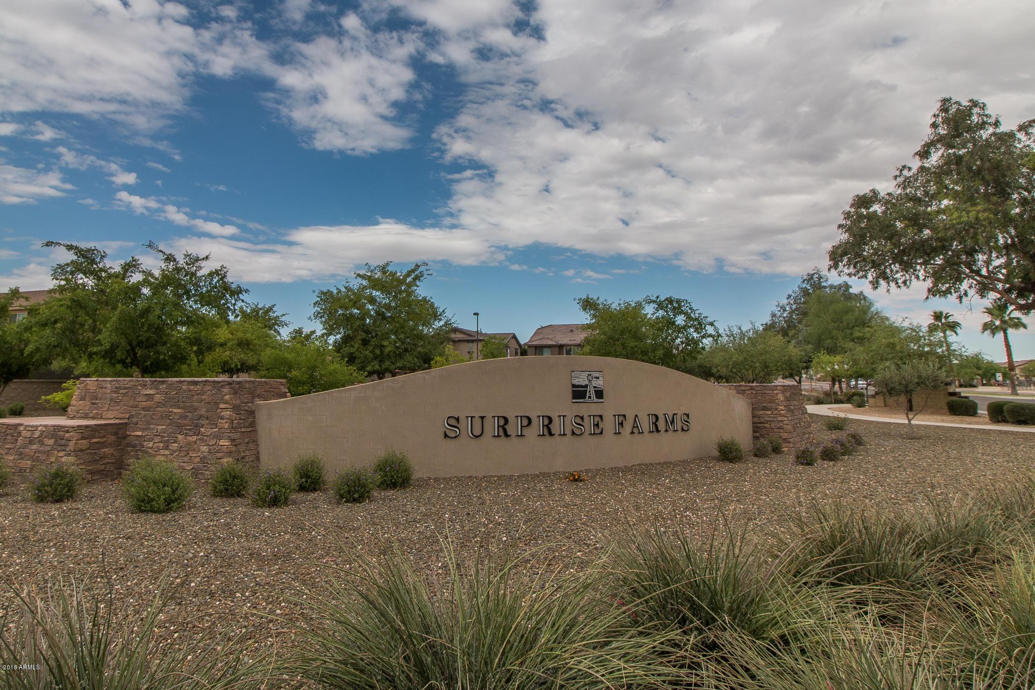 MLS 5824732 15688 N 175TH Court, Surprise, AZ 85388 Surprise AZ Surprise Farms