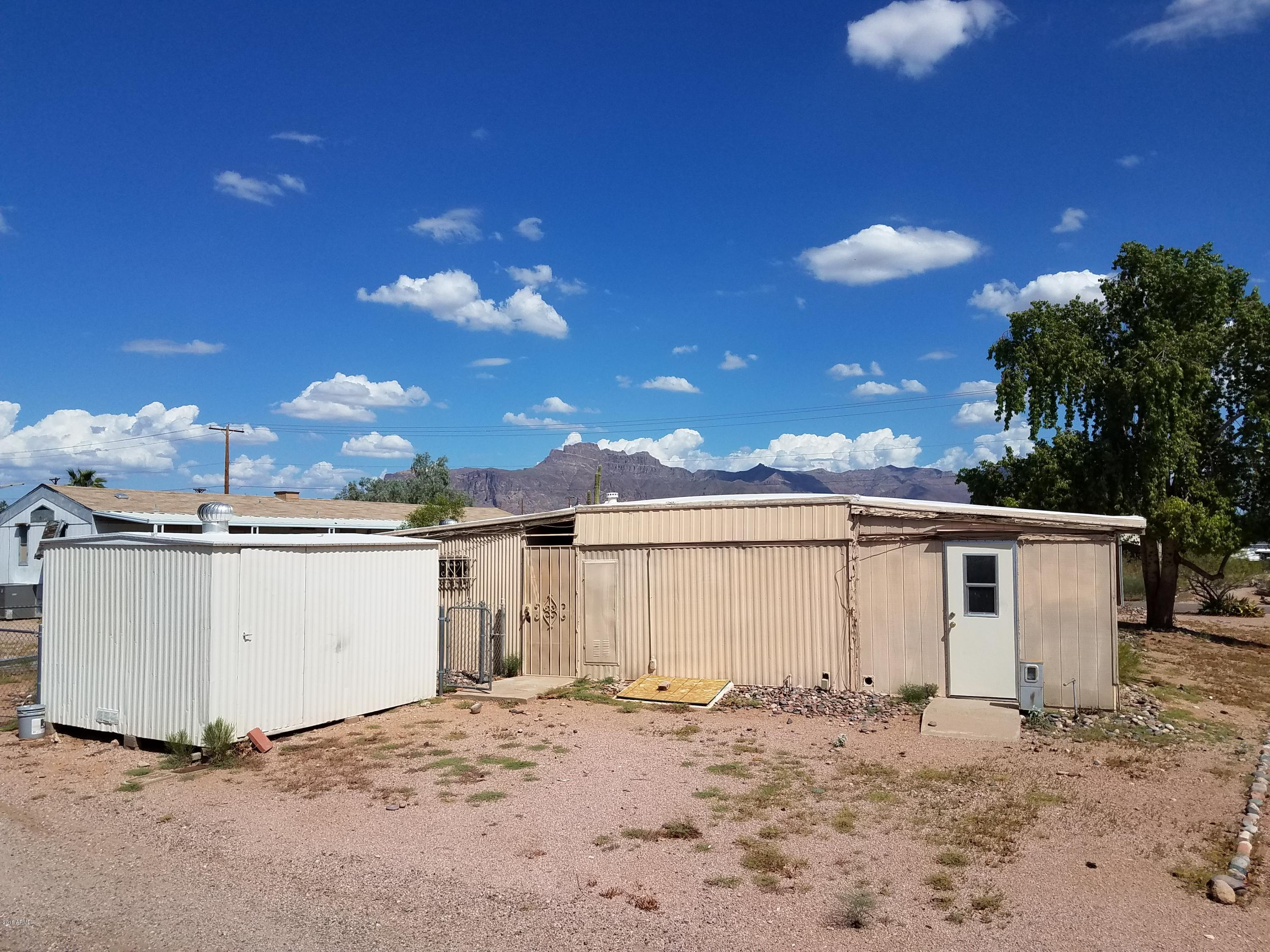 MLS 5824227 2306 S VISTA Road, Apache Junction, AZ Apache Junction AZ Scenic