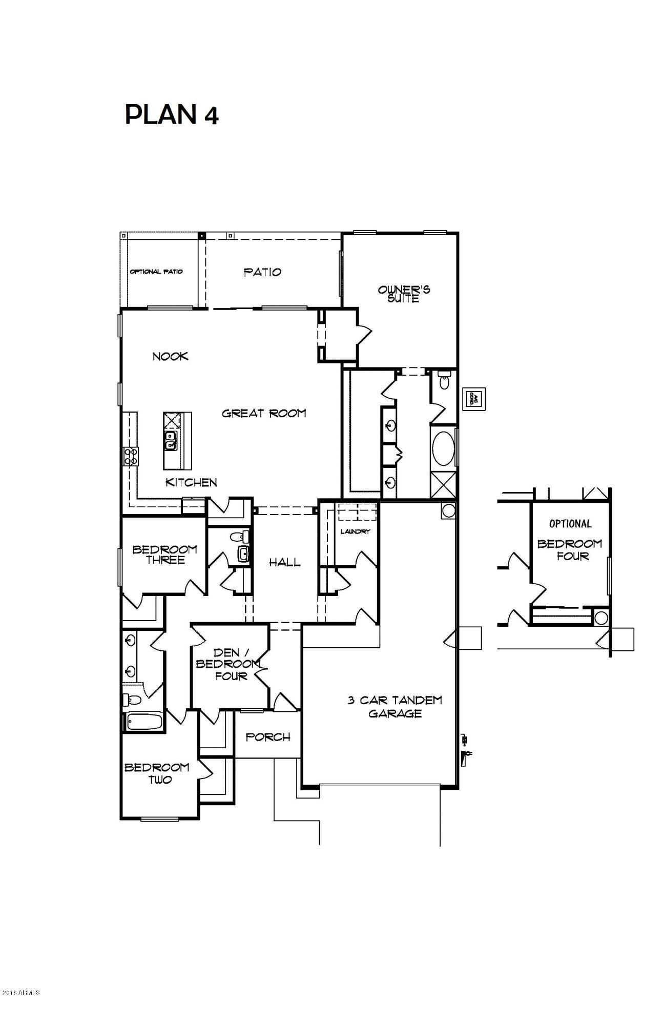 MLS 5824897 11327 W Vernon Avenue, Avondale, AZ 85392 Avondale AZ Newly Built