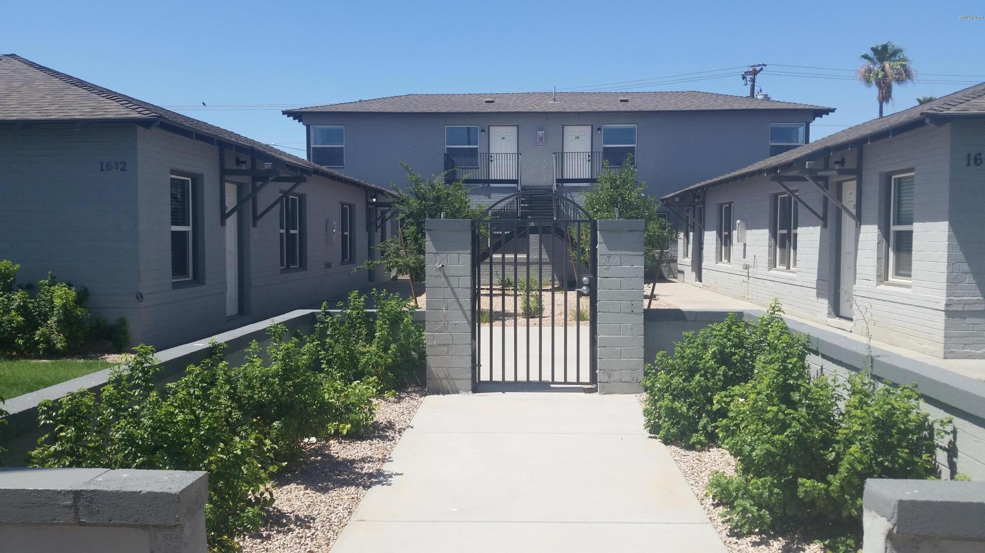 1602 W McDowell Road Unit 107 Phoenix, AZ 85007 - MLS #: 5824969