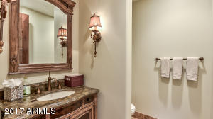 Guest House Powder Room