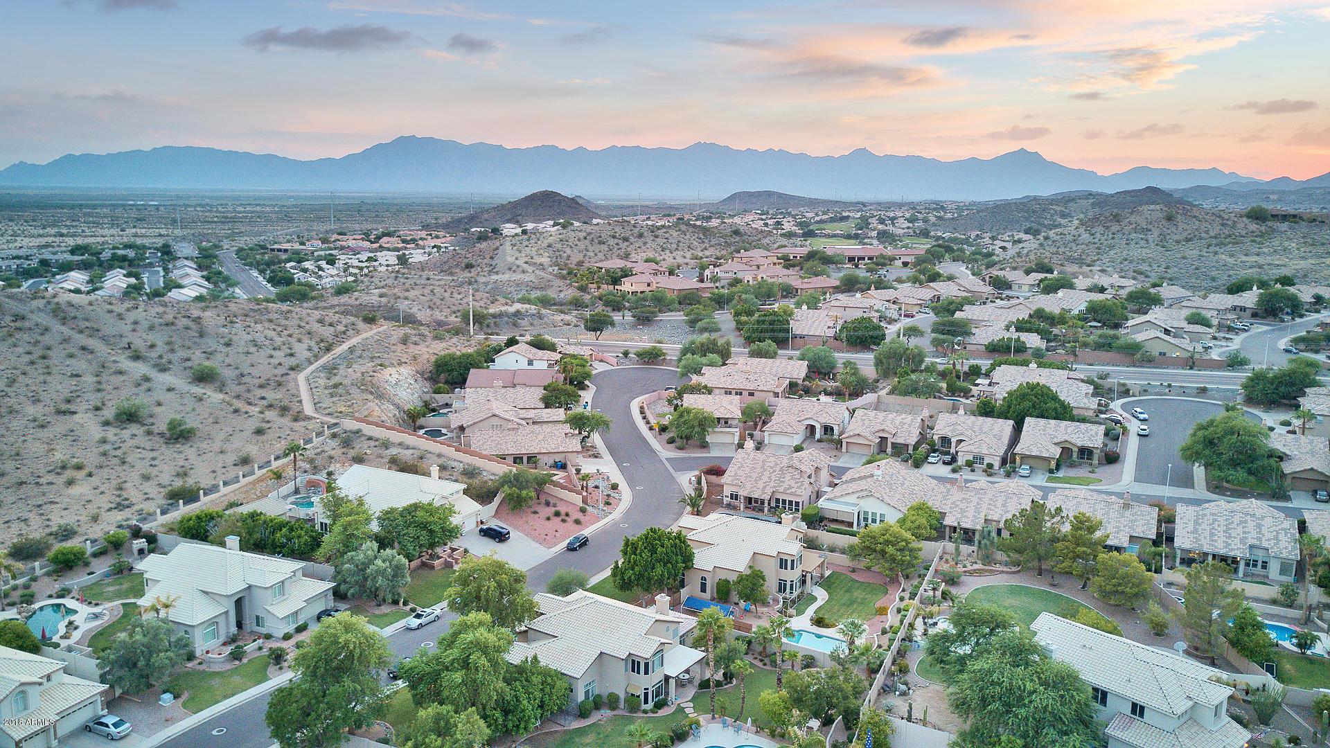 MLS 5825402 16219 S 24TH Way, Phoenix, AZ 85048 Phoenix AZ Mountain Park Ranch