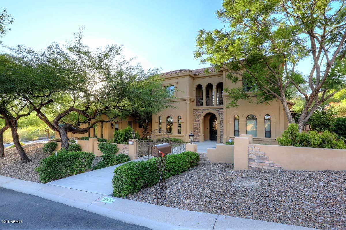 15835 N EAGLES NEST Drive Fountain Hills, AZ 85268 - MLS #: 5825424