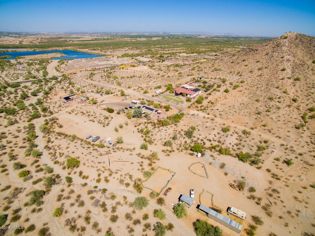 MLS 5825306 8009 S 141ST Avenue, Goodyear, AZ Goodyear Horse Property for Sale