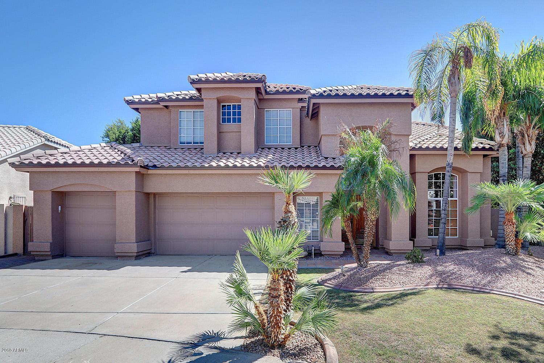 Photo of 6129 W LOUISE Drive, Glendale, AZ 85310