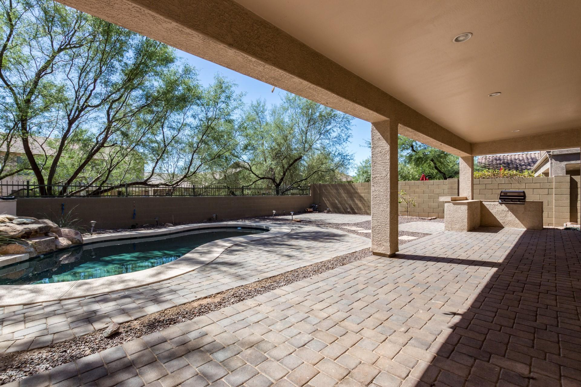 MLS 5826874 3341 W KING Drive, Anthem, AZ Anthem AZ Private Pool
