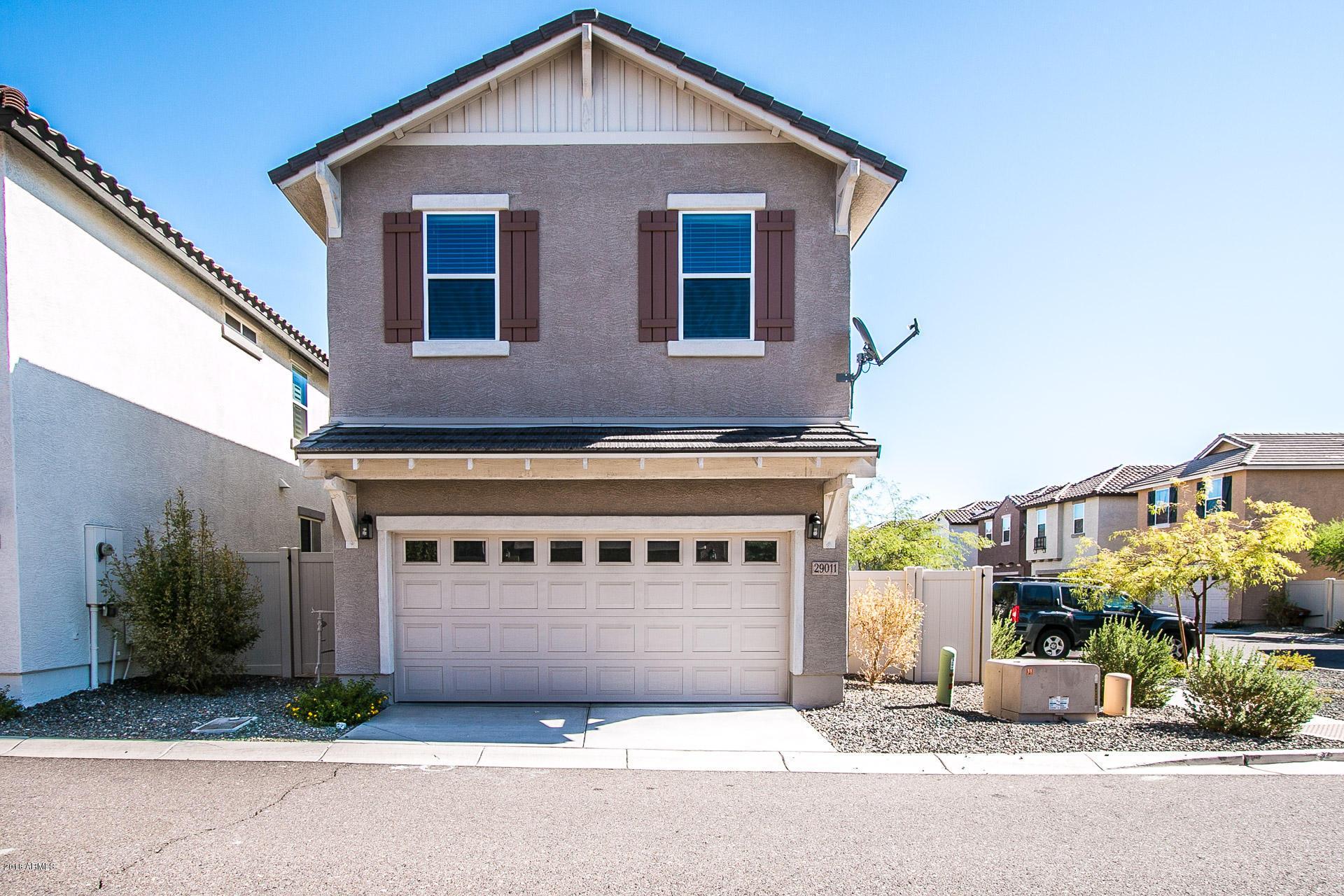 MLS 5826912 29011 N 125TH Lane, Peoria, AZ Peoria AZ Scenic