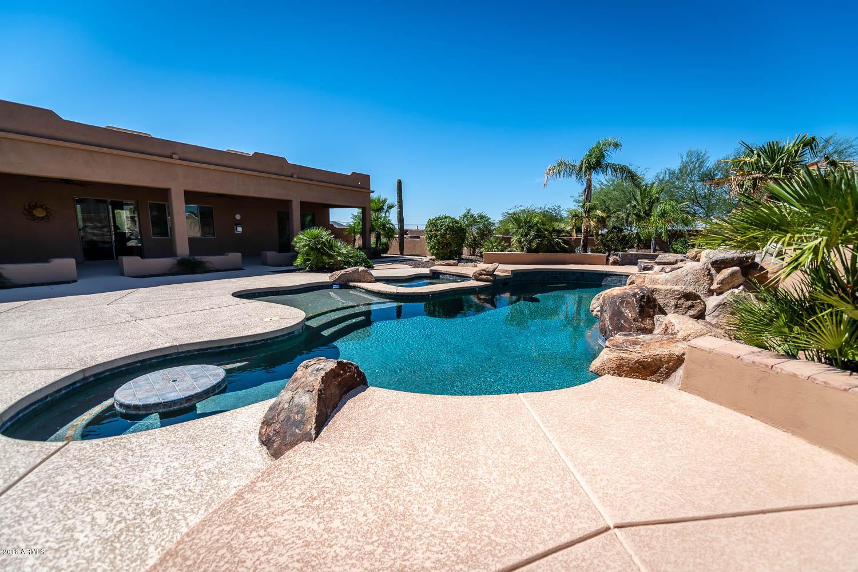Photo of home for sale at 39716 1ST Street N, Desert Hills AZ