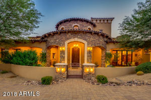 10001 E Balancing Rock Road Scottsdale, AZ 85262