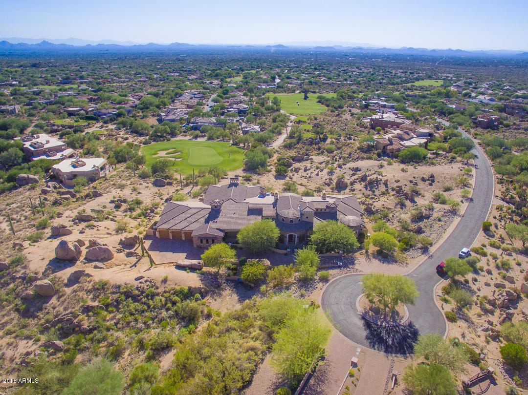 MLS 5827256 10001 E BALANCING ROCK Road, Scottsdale, AZ 85262 Scottsdale AZ Troon North