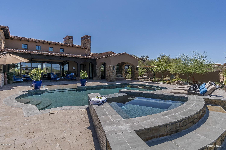 Photo of 8681 E OLD FIELD Road, Scottsdale, AZ 85266
