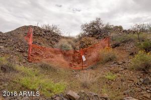 Mine entrance east on property 5