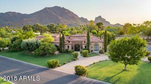 6040 N 62nd Place Paradise Valley, AZ 85253