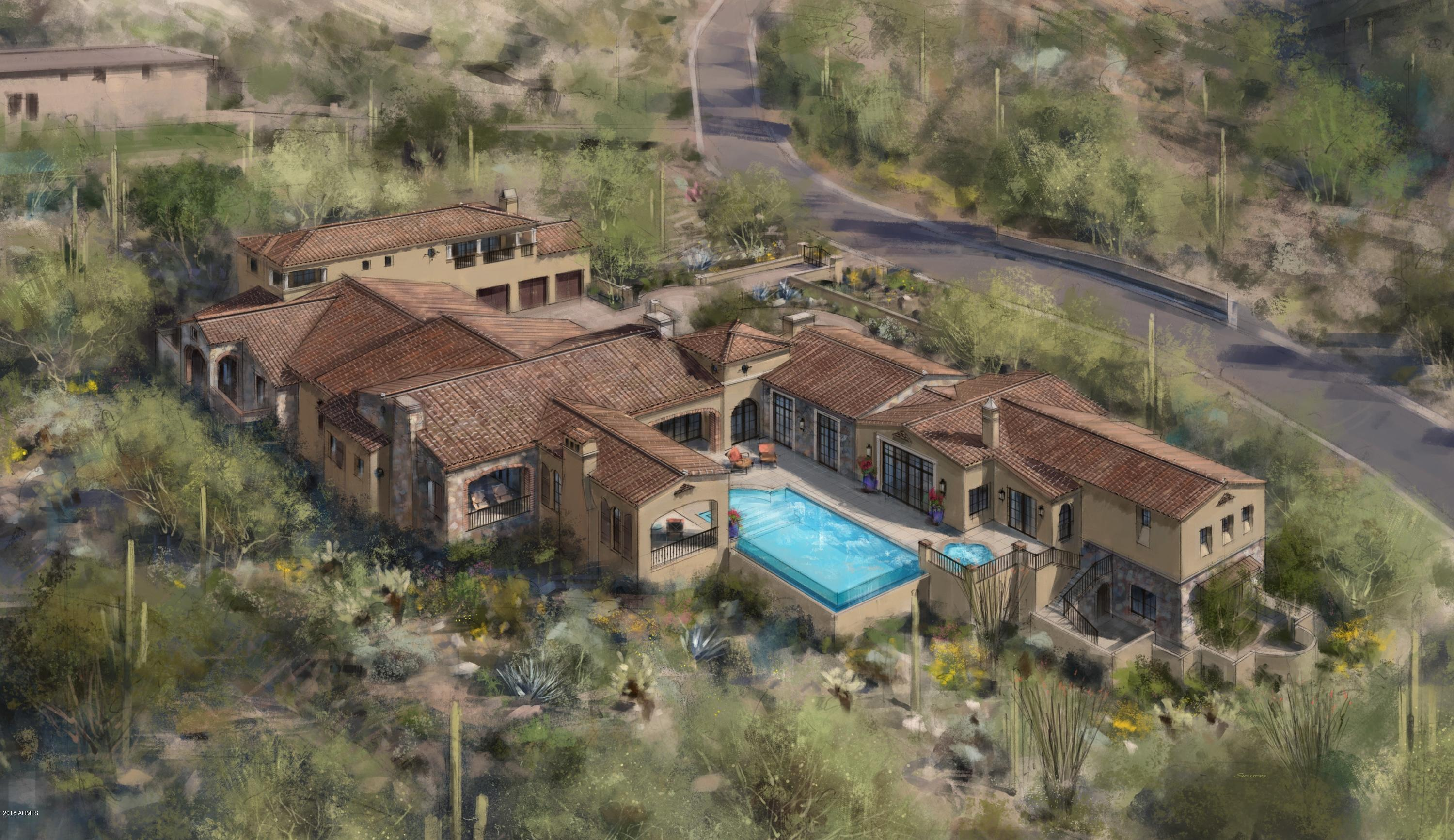MLS 5829944 11004 E Feathersong Lane, Scottsdale, AZ 85255 Scottsdale AZ Luxury