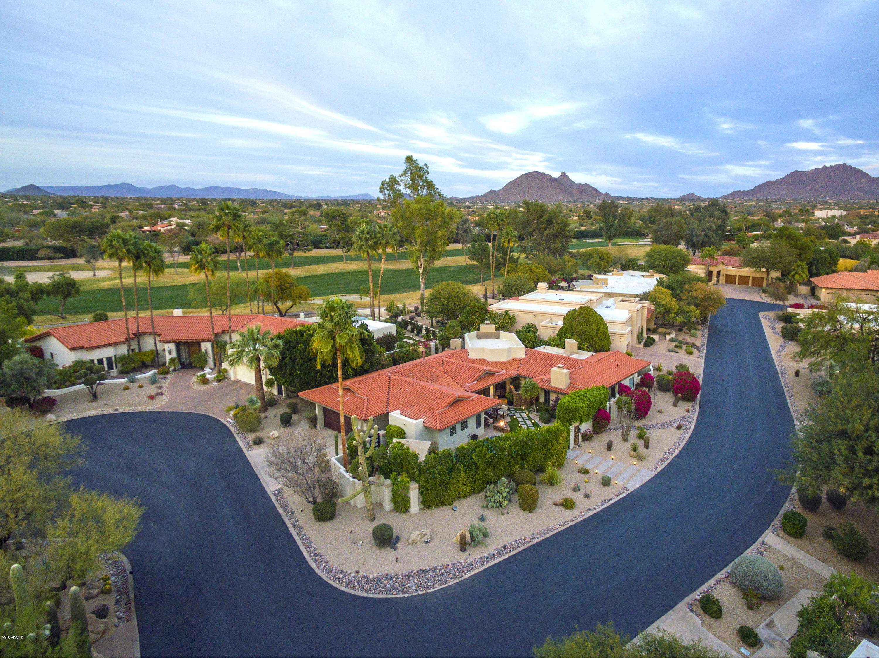 MLS 5830437 8256 E CALLE DE ALEGRIA --, Scottsdale, AZ 85255 Scottsdale AZ Pinnacle Peak Country Club