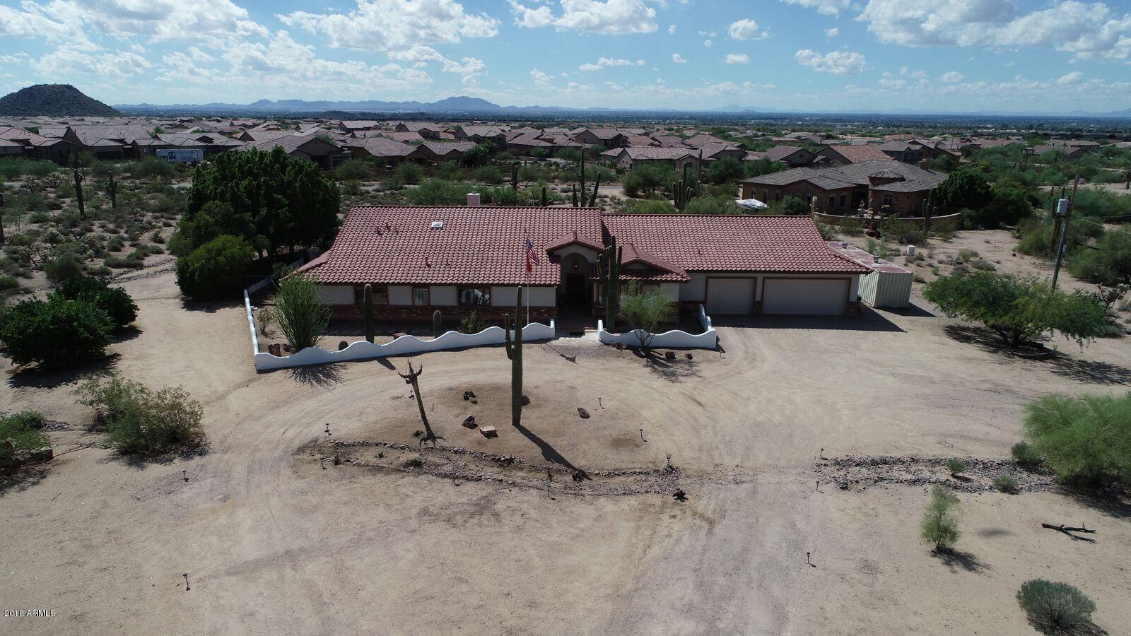 MLS 5825202 8507 E MALLORY Street, Mesa, AZ Mesa Horse Property for Sale