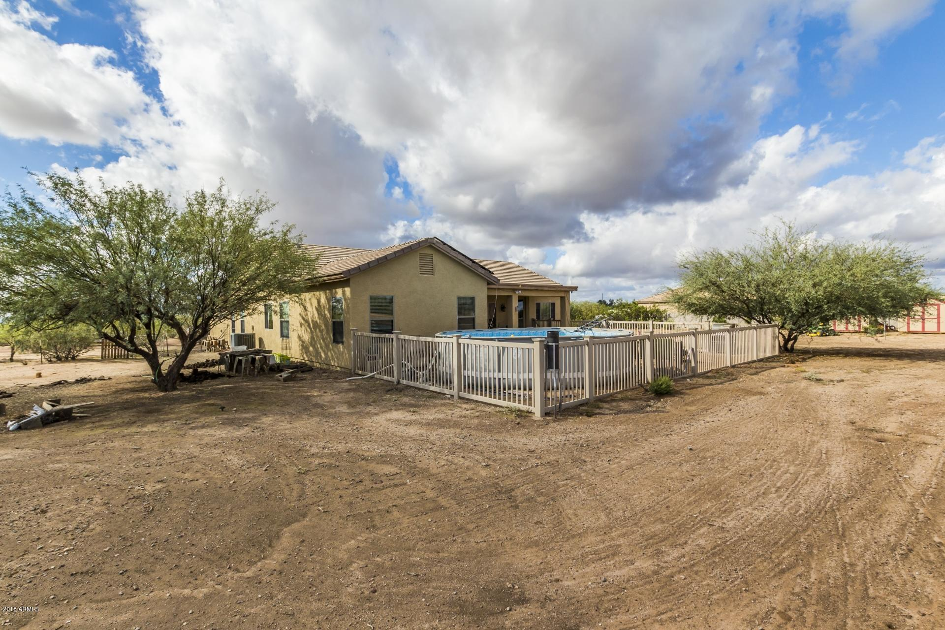 MLS 5829953 21414 W WILDFLOWER Lane, Wittmann, AZ Wittmann AZ Luxury