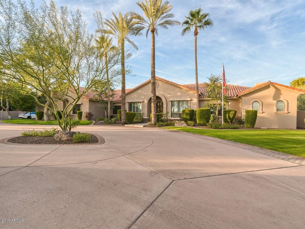 6814 E INDIAN BEND Road, Paradise Valley, Arizona
