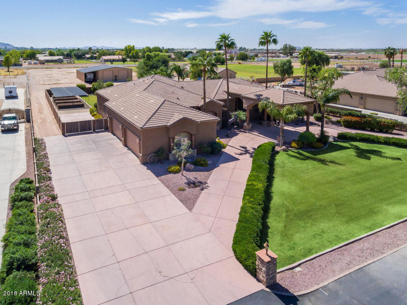 MLS 5829754 22635 S VAL VISTA Drive, Gilbert, AZ 85298 RV Parking