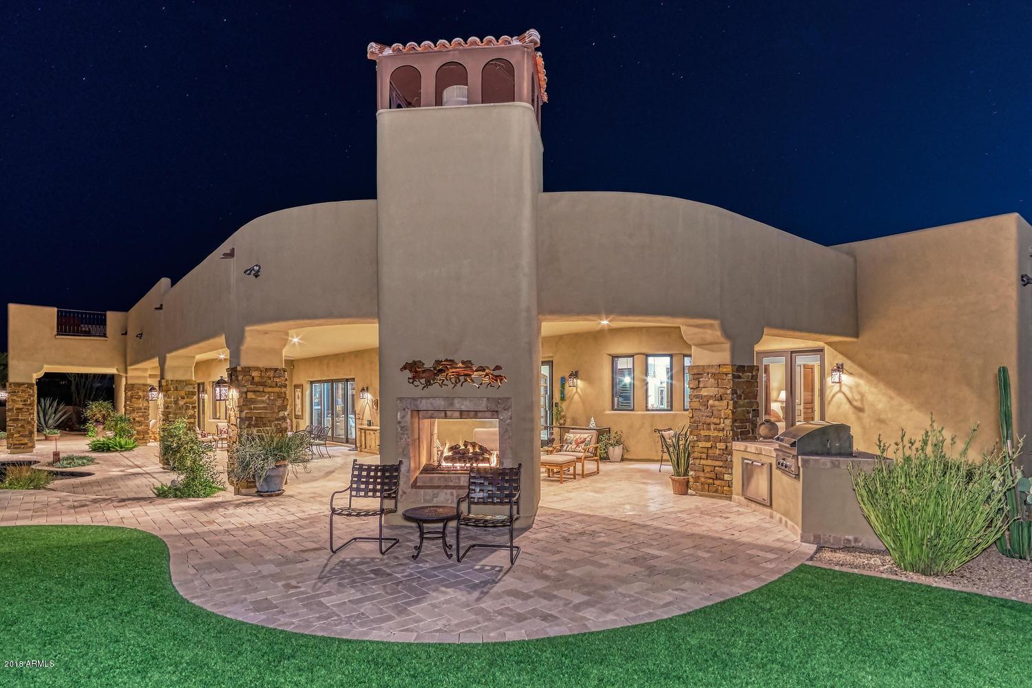Photo of 8498 E NIGHTINGALE STAR Drive, Scottsdale, AZ 85266