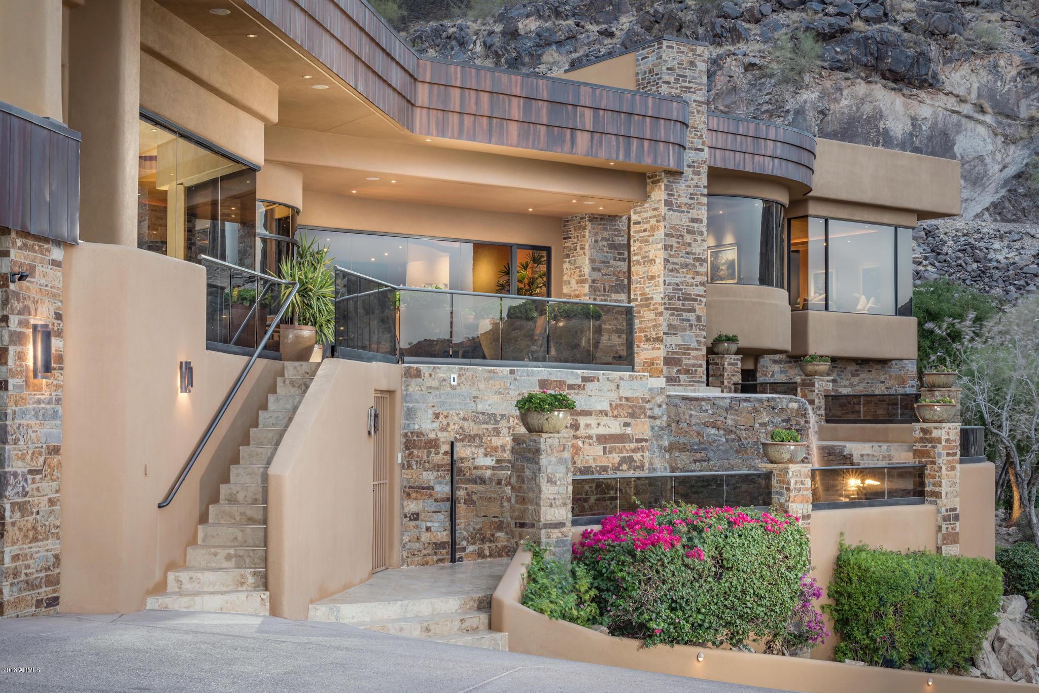 Photo of 5689 E QUARTZ MOUNTAIN Road, Paradise Valley, AZ 85253