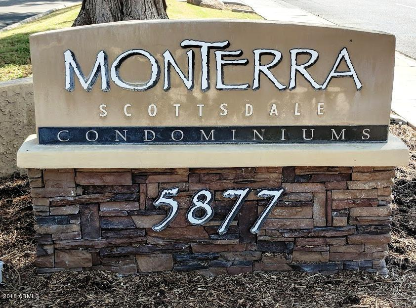 MLS 5830673 5877 N GRANITE REEF Road Unit 2236, Scottsdale, AZ 85250 Scottsdale AZ Monterra