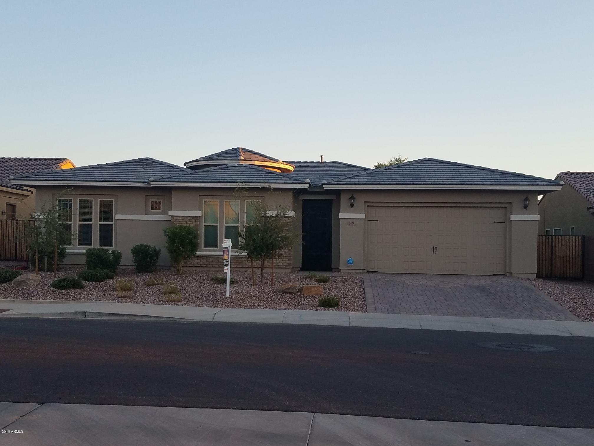 Photo of 2195 E TOMAHAWK Drive, Gilbert, AZ 85298