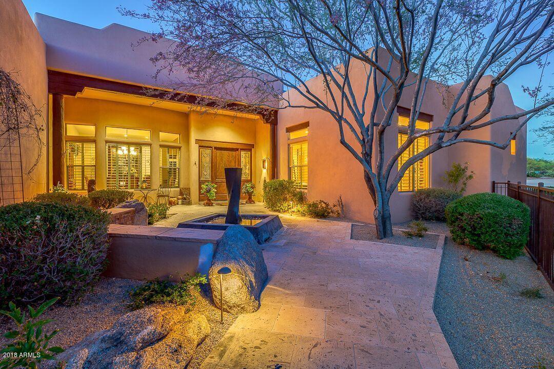Photo of 5694 E PERDIDO Drive, Carefree, AZ 85377