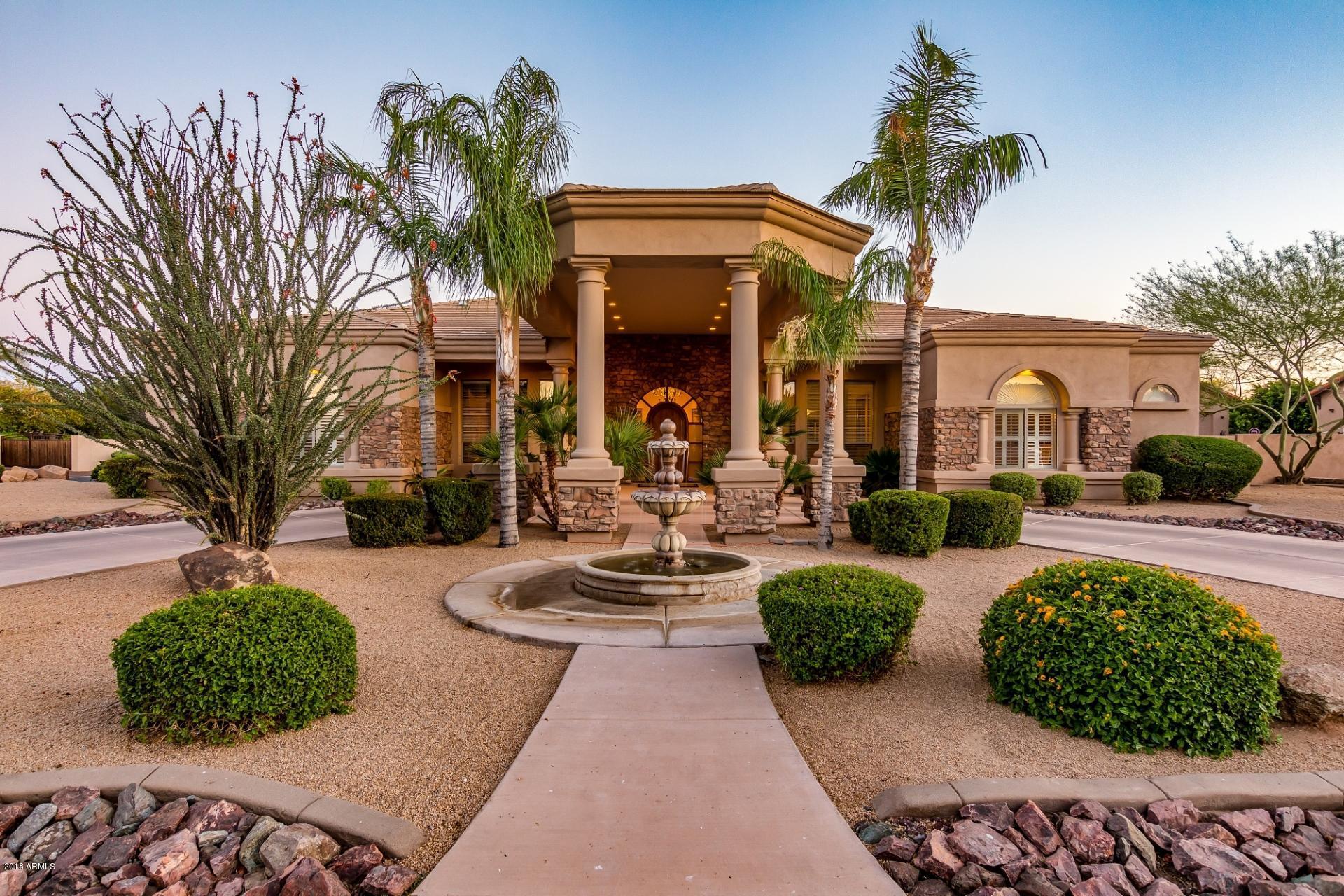 9125 W MONTANA DE ORO Drive, Peoria, Arizona