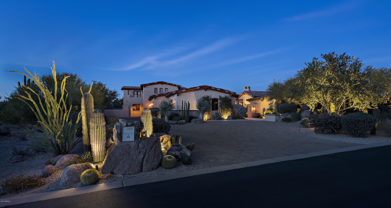 MLS 5834378 33347 N VANISHING Trail, Scottsdale, AZ 85266 Scottsdale AZ Whisper Rock