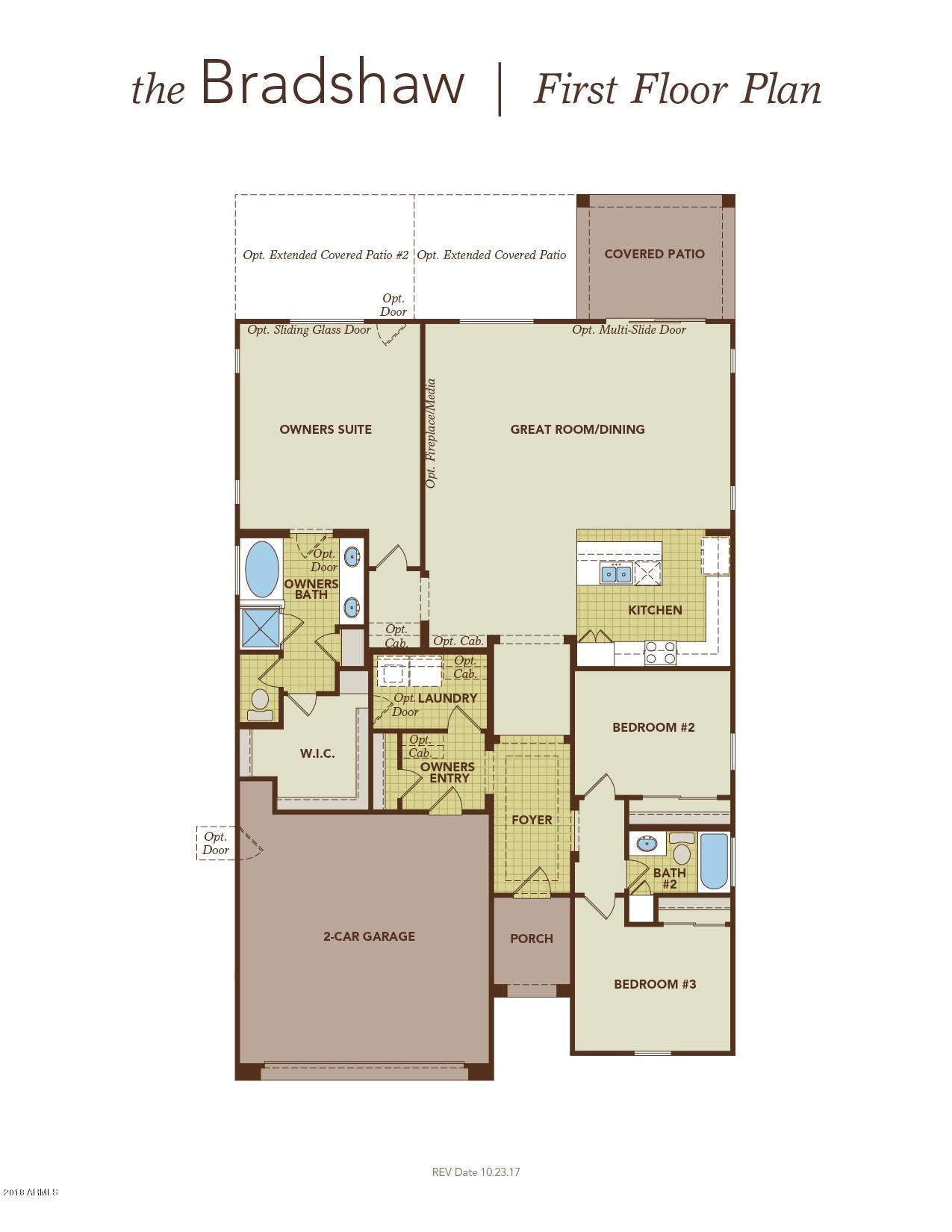 MLS 5831305 22667 N 121ST Drive, Sun City, AZ Sun City AZ Newly Built