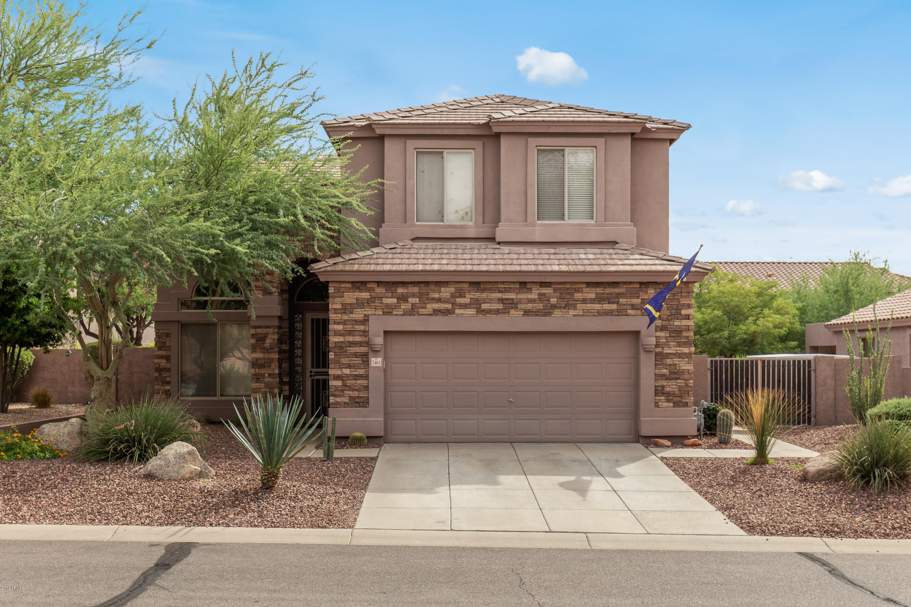 Photo of 7461 E ODESSA Circle, Mesa, AZ 85207