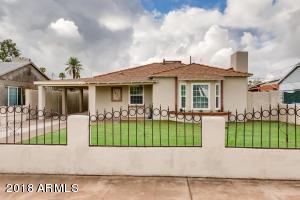 1825 E Brill Street Phoenix, AZ 85006
