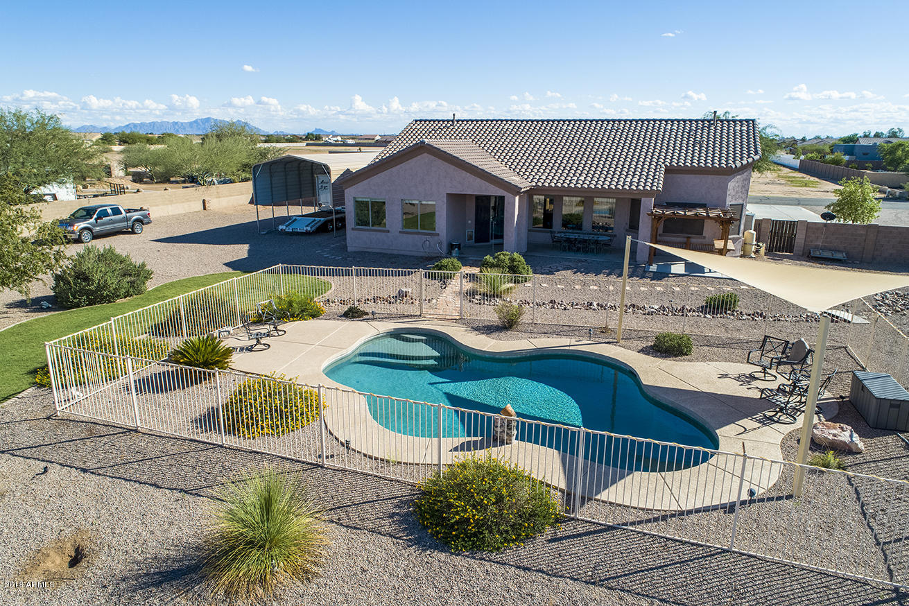 MLS 5831932 6898 W PALOMINO Way, Coolidge, AZ 85128 Coolidge AZ Private Pool
