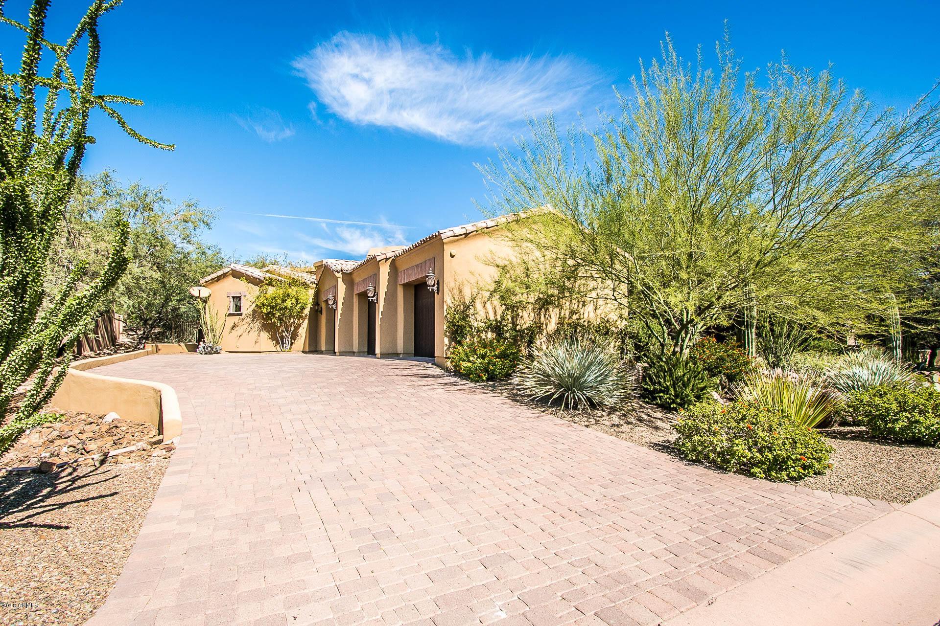 MLS 5831441 11440 E CHAMA Road, Scottsdale, AZ 85255 Scottsdale AZ Troon Village