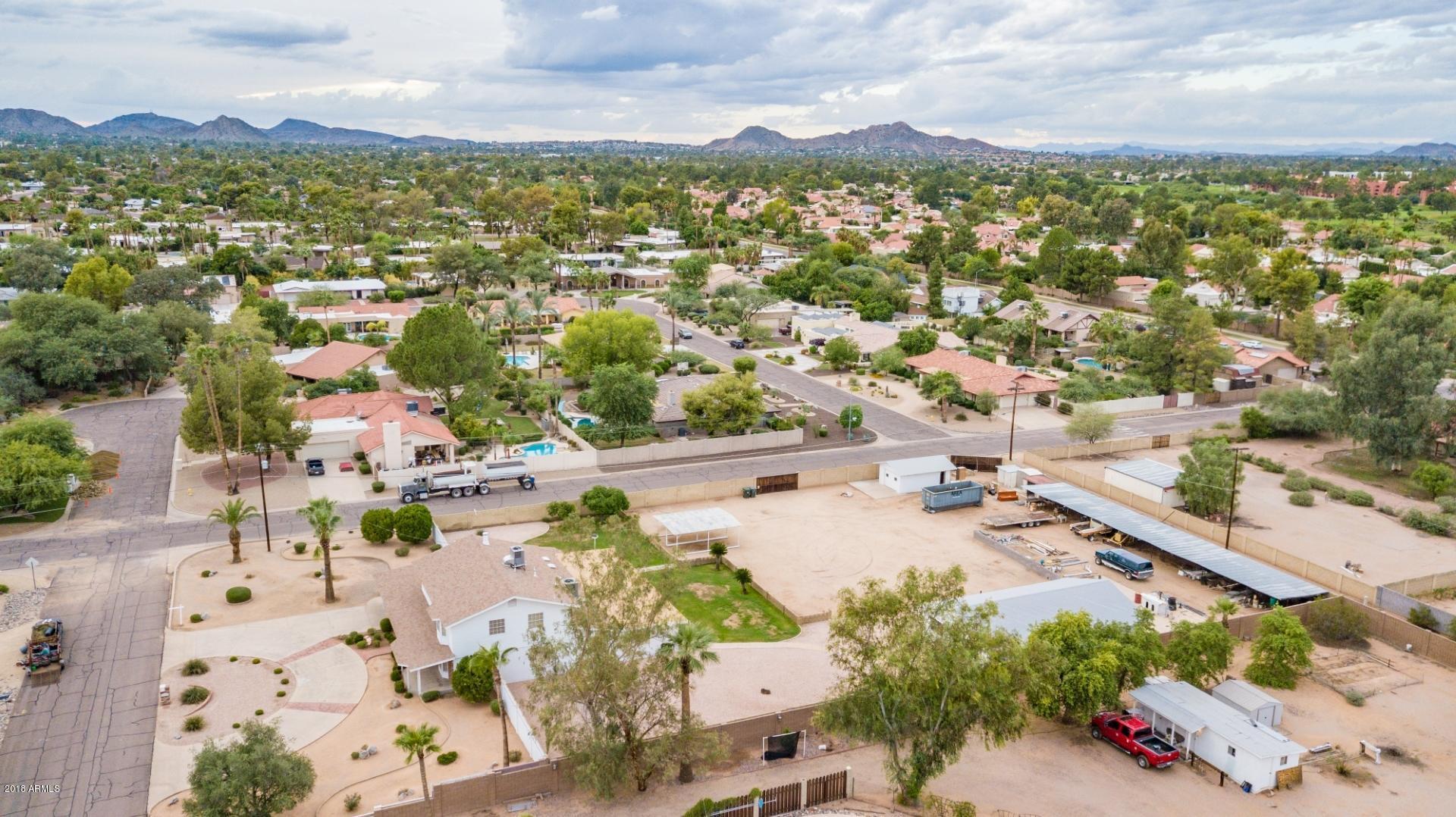 MLS 5832621 4602 E SHANGRI LA Road, Phoenix, AZ 85028 Phoenix AZ Equestrian