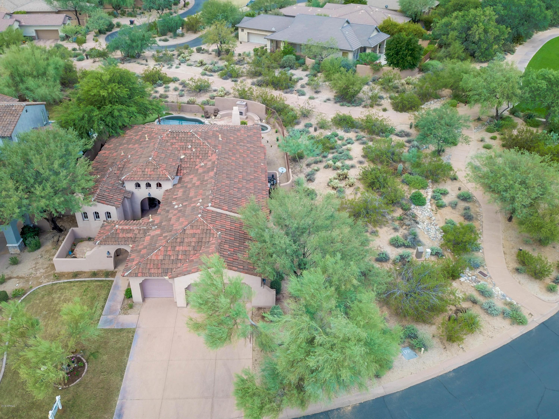Photo of 9184 E MOUNTAIN SPRING Road, Scottsdale, AZ 85255