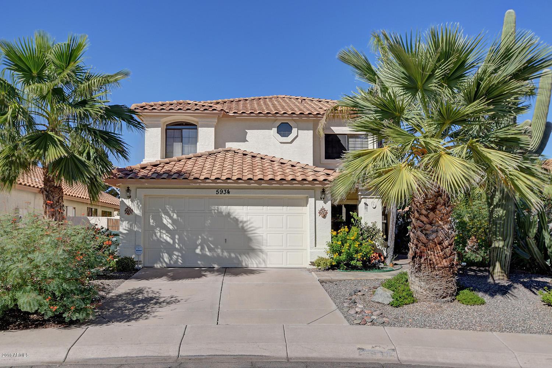 Photo of 5934 E KELTON Lane, Scottsdale, AZ 85254
