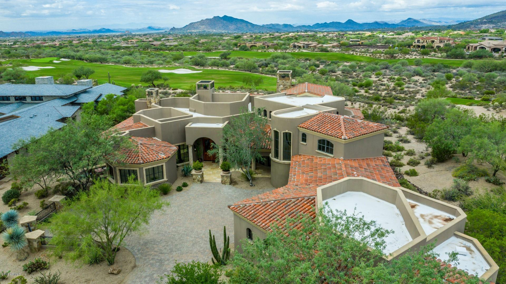MLS 5833154 38100 N 108TH Street, Scottsdale, AZ Scottsdale AZ Mirabel Luxury