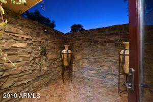 Masterbath Outdoor Shower