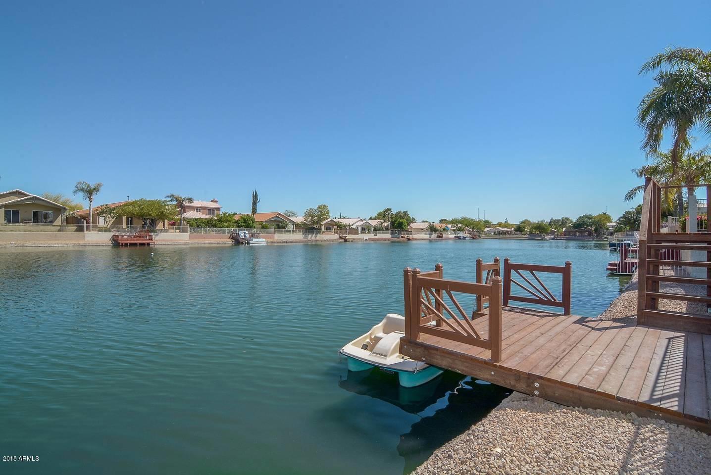MLS 5834126 20385 N 52ND Avenue, Glendale, AZ Glendale AZ Waterfront