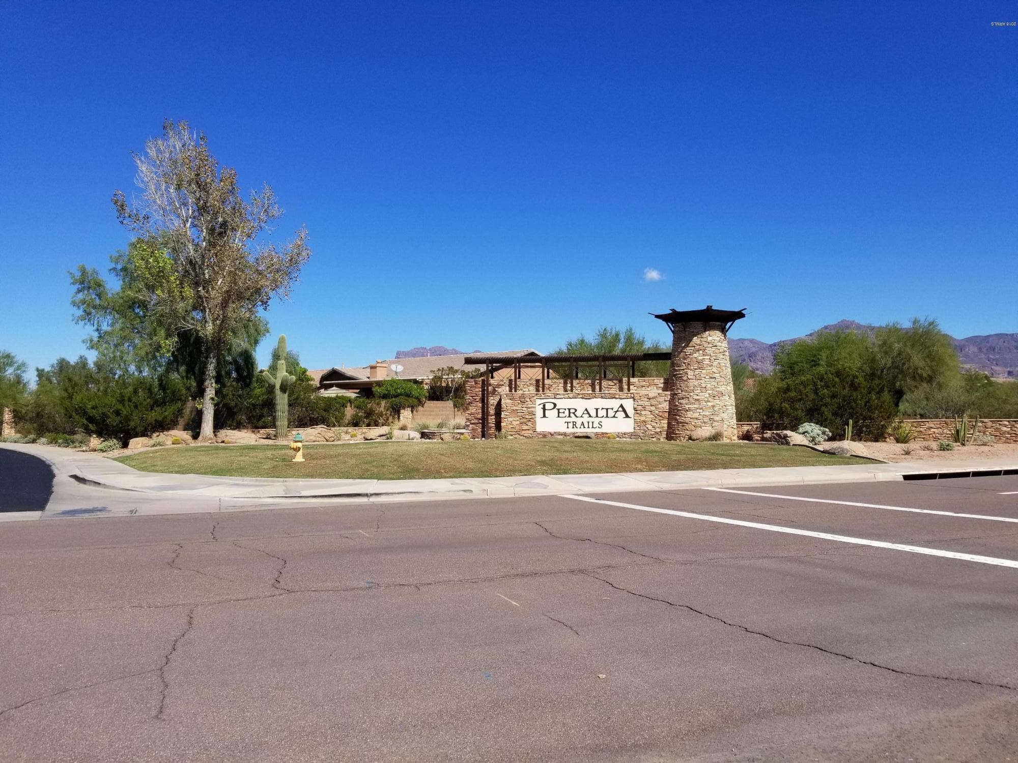 MLS 5821704 10712 E PERALTA CANYON Drive, Gold Canyon, AZ 85118 Gold Canyon AZ Peralta Trails