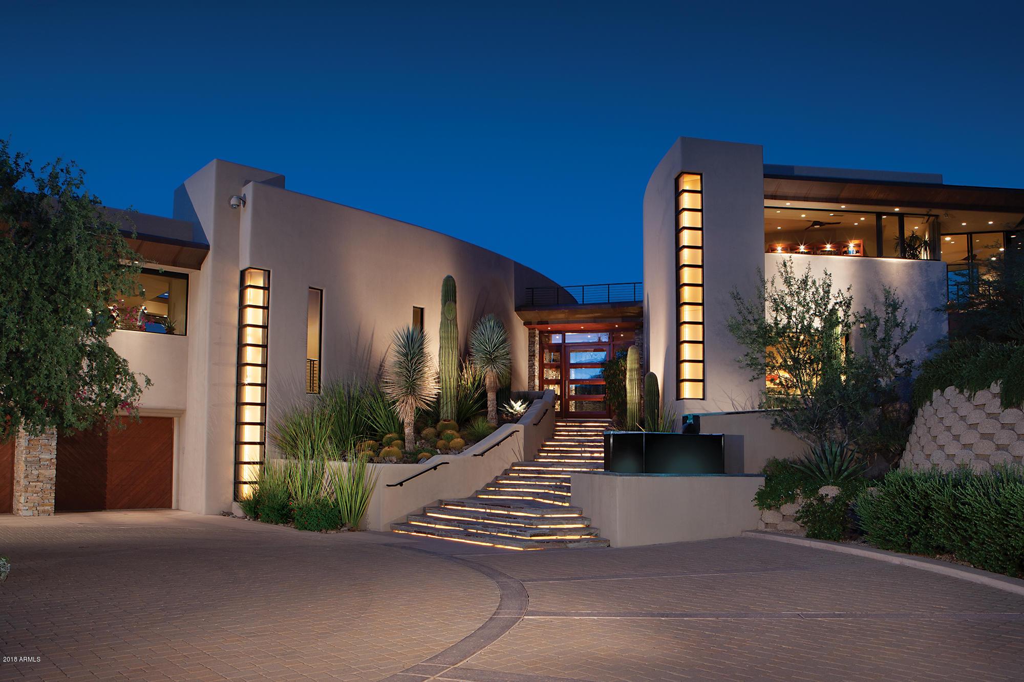 Photo of 11267 E TROON MOUNTAIN Drive, Scottsdale, AZ 85255