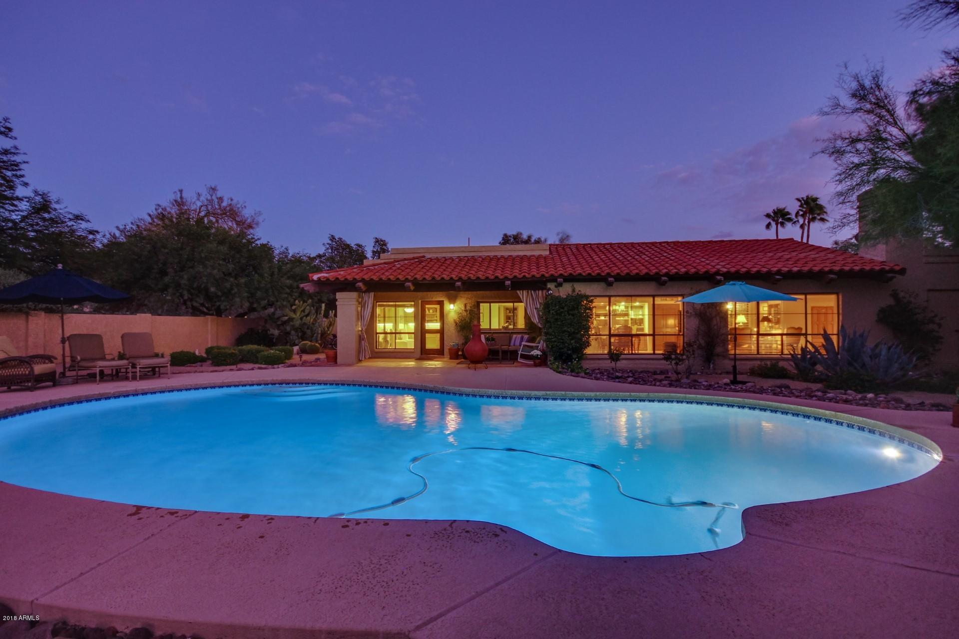 MLS 5834418 22619 N LA SENDA Drive, Scottsdale, AZ 85255 Scottsdale AZ Pinnacle Peak Country Club