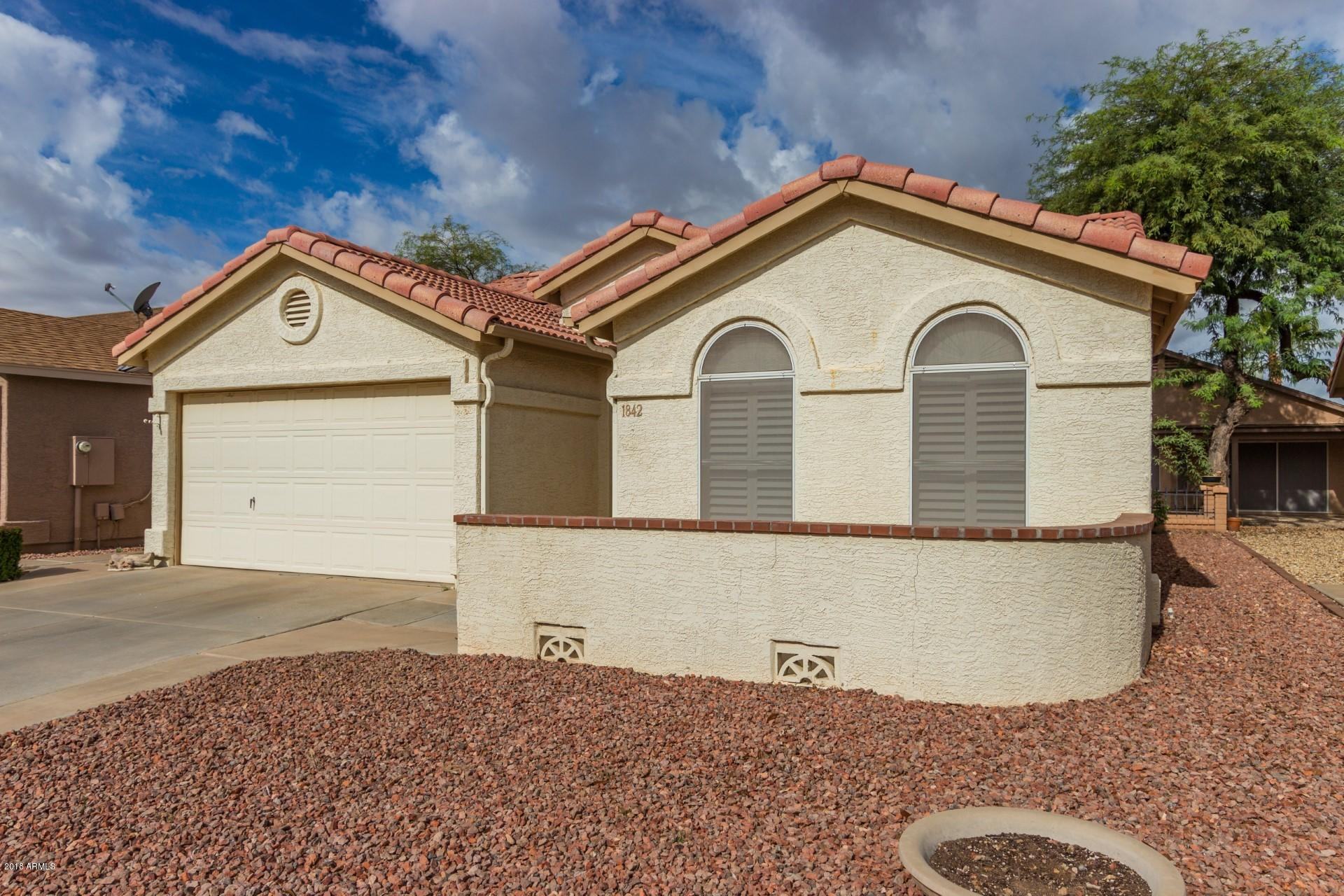 MLS 5834434 1842 E PALM BEACH Drive, Chandler, AZ 85249 Chandler AZ Sunbird