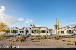 5430 E Sapphire Lane Paradise Valley, AZ 85253