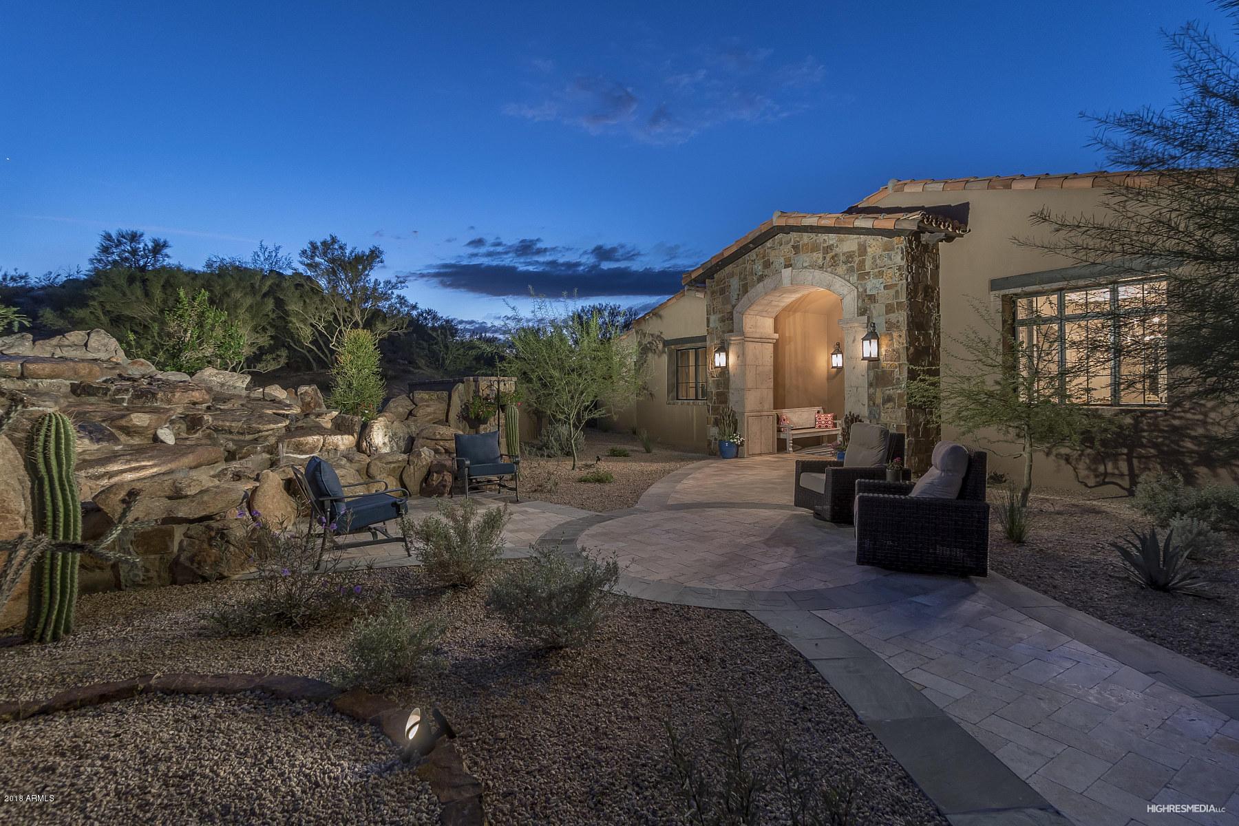 MLS 5826878 8681 E OLD FIELD Road, Scottsdale, AZ 85266 Scottsdale AZ Whisper Rock