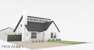 Burgueno Residence 3d -Exterior 1